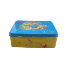 Cosmetic Promotion Package Tin Box